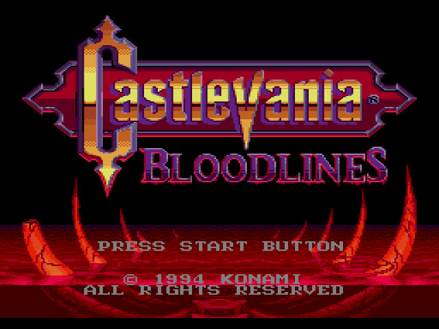 The Tragic History of Castlevania Games on Sega Platforms | Blue ...